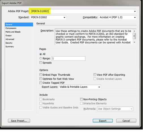 Exporter Un Document PDF